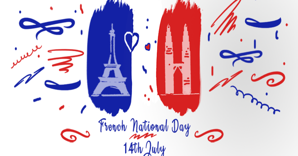 14th July is the French National Day! | CCI France Malaisie